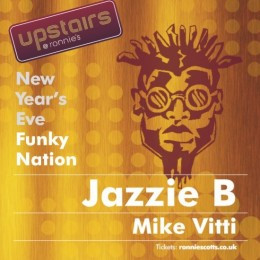 Funky Nation NYE Special! DJ Paul Trouble Anderson, Perry Louis & Jazzcotech, Mike Vitti
