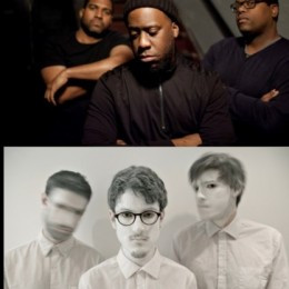 Elliot Galvin Trio + ROBERT GLASPER TRIO : INTERNATIONAL PIANO TRIO FESTIVAL 2015!