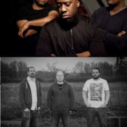 Black Martis + Robert Glasper Trio: INTERNATIONAL PIANO TRIO FESTIVAL 2015!