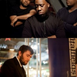 (2nd house) Robert Glasper Trio + Liam Dunachie Trio