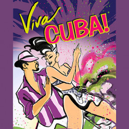 VIVA CUBA! (live Cuban bands & DJ's / free before 7pm, £8 fr.7pm, £12 fr. 8pm and £15 fr.10