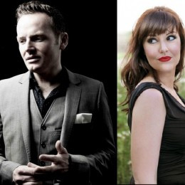 Valentines Day special with Joe Stilgoe & Natalie Williams