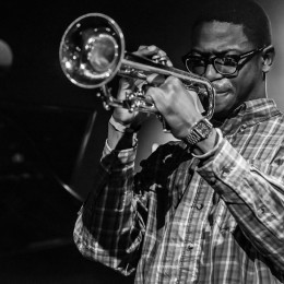 MARK KAVUMA Quartet presented by Alex Garnett