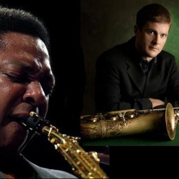 "Vincent Herring and Eric Alexander Quintet ""In the spirit of Coltrane & Cannonball"""