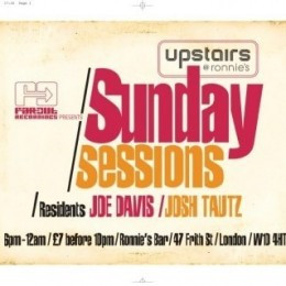 Sunday Sessions - presented by FarOut Recordings