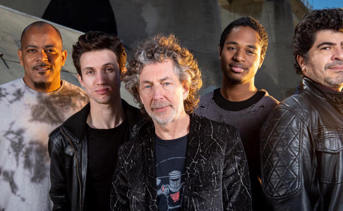 Simon Phillips with Protocol IV + support Extemporize