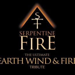 LIVE AT THE JAZZ CAFE, CAMDEN: Absolute Earth Wind & Fire performed by Serpentine Fire!