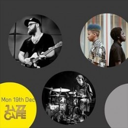 LIVE AT THE JAZZ CAFE: Ben Jones +gst voc Natalie Williams / Richard Spaven Trio / Blue Lab Beats