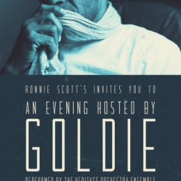 An Evening with Goldie feat. the Heritage Ensemble