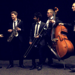 SUNDAY LIVE MUSIC SESSION: JITTER KINGS Young vocal-led septet (21/05)