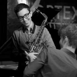 JIM GOLD Quartet presented by Alex Garnett