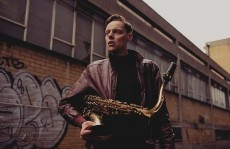 FRASER SMITH Quartet presented by Alex Garnett