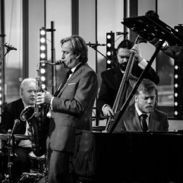 TOMMY SMITH QUARTET + support Marco Panascia Trio