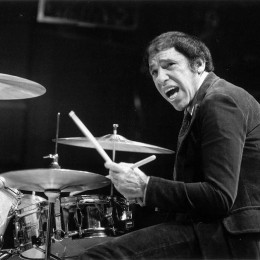 Celebrating Buddy Rich with the Ronnie Scott's Jazz Orchestra + support Ellen Andrea Wang Trio