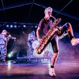 Too Many Zooz: Late Late Show Special!