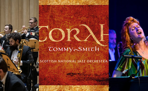 Scottish National Jazz Orchestra (SNJO) directed by Tommy Smith +SUPPORT (26th Jan) Matthew Rea