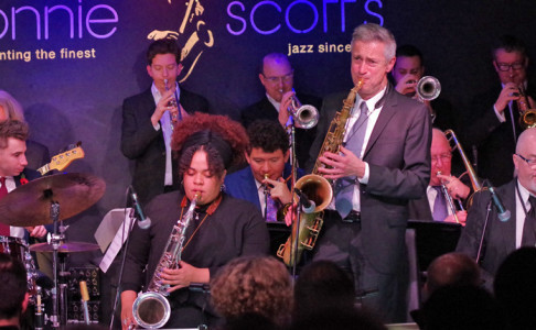 Ronnie Scott's Jazz Orchestra presents ... The Story So Far