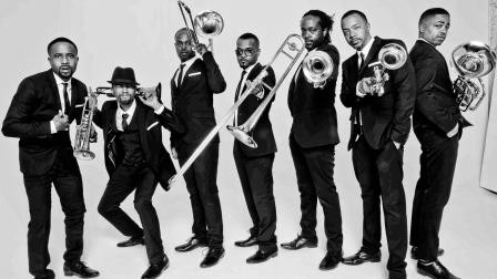 HYPNOTIC BRASS ENSEMBLE - Late Late Show Special!