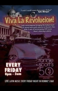 Viva la Revolucion (doors 6pm, �5 from 7pm, �10 after 8pm)