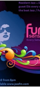 FUNKY SENSATION! Doors 6pm, �10 from 8pm