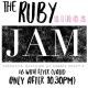 Ruby Sings (�6 before 8.30pm, �8 thereafter)