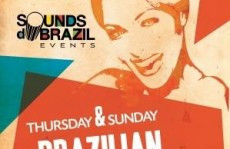 Brazilian Night! (�8 adv, �10 on the door)