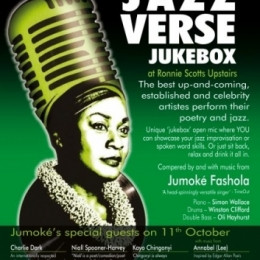 The Jazz Verse Jukebox - �8 on the door