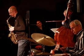 Alex Garnett Presents ... Martin Speake Quartet feat. Mike Outram, Chris Hyson, Jeff Williams