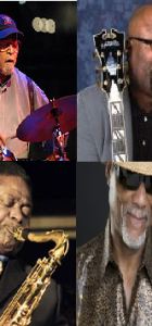 "Jimmy Cobb, Pee Wee Ellis, Grant Green Jr,  & Ike Stubblefield ""Jazz Heads"" Quartet"