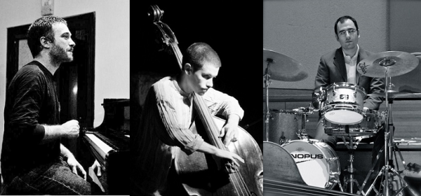 Alex Garnett presents... Simone Daclon Trio