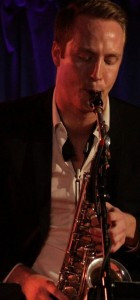 "Alex Garnett presents... Lucas Dodd Quartet ""Bop and beyond"""