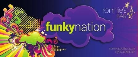 Upstairs Funky Nation NYE Party - DJ Joey Negro, Perry Louis, Mike Vitti ...