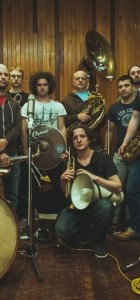 (Upstairs in Ronnie's Bar): Hackney Colliery Band Experiments