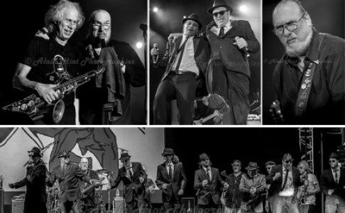 The Original Blues Brothers Band feat. Steve Cropper and Lou Marini